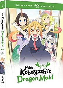 小林さんちのメイドラゴン ブルーレイ+DVDセット【Blu-ray】 北米版