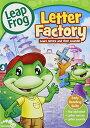 Letter Factory DVD リープフロッグ LeapFrog