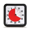 送料無料 タイムタイマー アラーム付き 時計 Lサイズ 時間の経過が一目で分かる 知育 療育に! 発達障害 アスペルガー PDD ADHD TIME TIMER