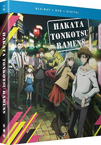 博多豚骨ラーメンズ 全12話 ブルーレイ+DVDセット【Blu-ray】 北米版
