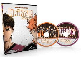 ハイキュー!! 烏野高校 VS 白鳥沢学園高校(第3期) 全10話BOXセット 【DVD】