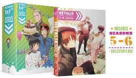 ヘタリア 10周年記念コレクション2 第5/6期 全40話+OVA4話BOXセット 【DVD】