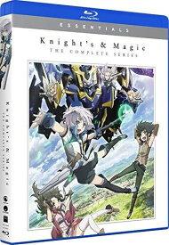 ナイツ&マジック 全13話BOXセット 新盤 ブルーレイ【Blu-ray】