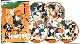 ハイキュー!! 第1期 全25話BOXセット 新盤 【DVD】