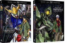 機動戦士ガンダム 鉄血のオルフェンズ 第1期 全25話コンボパック ブルーレイ+DVDセット【Blu-ray】