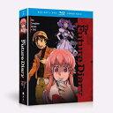 未来日記 全26話+OVAコンボパック 新盤 ブルーレイ+DVDセット【Blu-ray】