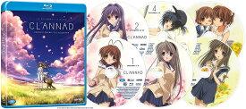 CLANNAD -クラナド- 第1+2期 全49話BOXセット 新盤 ブルーレイ【Blu-ray】