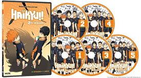 ハイキュー!! セカンドシーズン(第2期) 全25話BOXセット 【DVD】