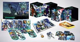 機動戦士ガンダム00 全50話+劇場版+OVA全3話 10周年記念ウルトラエディション ブルーレイ【Blu-ray】