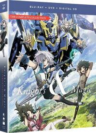 ナイツ&マジック 全13話コンボパック ブルーレイ+DVDセット【Blu-ray】