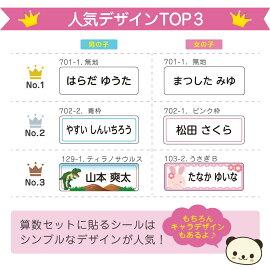 人気キャラデザインTOP3