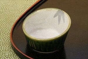 竹林 福小付 3点セット 薬味皿 調味料皿 日本製 陶器 和食器 和風 レトロ 和モダン 和テイスト 国産 おしゃれ 調味料入れ お漬物皿 料亭 旅館