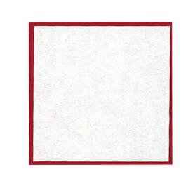 正角・小(100組入) 貼合せ 紅白懐敷 キッチン 日本製 かいしき 使い捨て食器 使い捨て皿 日本製 料理演出 和食料理 飲食店 ホテル 旅館