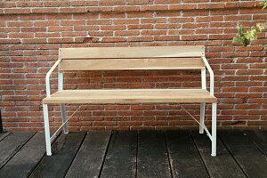 オーストリアベンチ アイアン 木製 ガーデンチェアー ガーデンベンチ 長椅子 イス チェア チェアー 椅子 おしゃれ アンティーク モダン レトロ