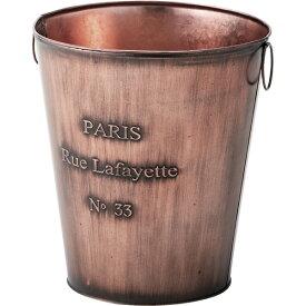 ダストボックス ラウンド 円形 丸 ごみ箱 ゴミ箱 トラッシュボックス リビング 台所 キッチン インテリア アンティーク 北欧 レトロ モダン ブルックリン 西海岸 カントリー おしゃれ ゴールド