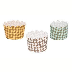 送料無料 ラフィネ 紙製マフィンカップ S 6枚入 紙製 マフィンカップお料理 道具 キッチン おしゃれ かわいい おうち 簡単 おうち時間