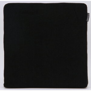 送料無料 5個入り 低反発スクエアクッション 四角 コンパクト リビング ダイニング フロアクッション リビングクッション チェアパッド 北欧 カフェ おしゃれ かわいい 贈り物 ブラック