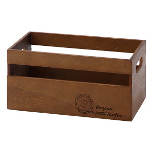 送料無料 6セット 木製コンテナボックス 小物入れ 収納ボックス 整理箱 木箱 ストレージボックス 収納ケース 雑貨 野菜ストッカー 新聞ストッカー おもちゃ箱 おしゃれ