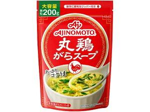 味の素 丸鶏がらスープ 袋 200g x7 *