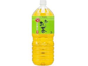 伊藤園 おーいお茶 緑茶 ぺット 2L x6 *