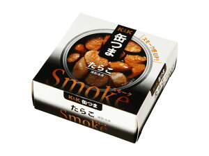 K&K 缶つまSmoke たらこ 50g x6 *