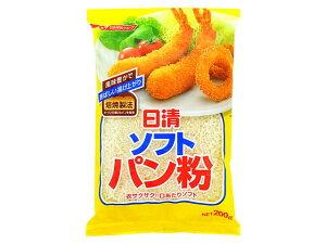 日清フーズ ソフトパン粉 200g x10 *
