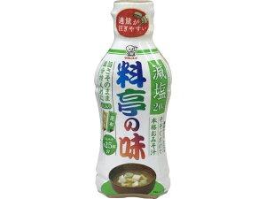 マルコメ 液みそ 料亭の味 減塩 430g x10 *