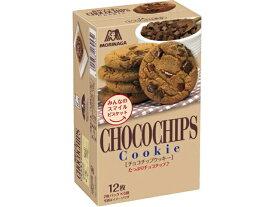 森永製菓 チョコチップクッキー 12枚 x5 *