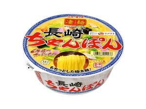 ニュータッチ 凄麺 長崎ちゃんぽん カップ 97g x12 *