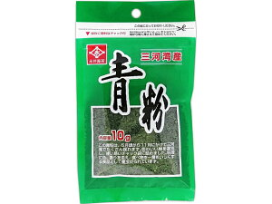 永井海苔 青粉 10g x10 *