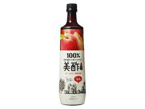 CJジャパン 美酢 もも 900ml x12 *