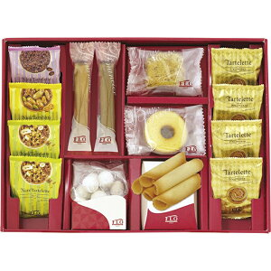 焼き菓子ギフトセット 洋菓子 ミルキーラング タルトレット アーモンドボールクッキー バニラバームクーヘン フルーツケーキ フィナンシェ 出産祝い 内祝い 結婚内祝い 結婚祝い 引き出物