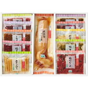 【包装・熨斗対応】京の味 京つけもの大安 里みょうが しその実漬 味しば漬 竹の子しぐれ きざみしば漬 梅きゅうり 味すぐき あさごぼう 梅だいこん 赤しそ胡瓜 風流漬だいこん 食料品 贈