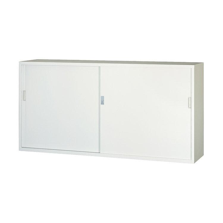 引違スチール戸 書庫 306D-AW 完成品 鍵付 新品 アルプスホワイト アルプススチール W1760×D400×H880 TRUSCO