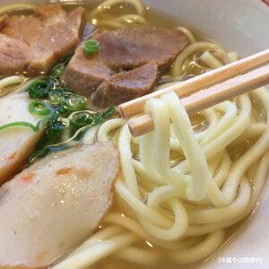本格!沖縄そばセット(4食分)古謝製麺所┃宮古そばセット