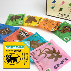 八島黒糖160g 黒砂糖共同組合 沖縄産 黒砂糖 ミネラル(定形外郵便送料込)プレゼント
