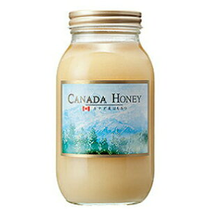 【月間優良ショップ2019年4.5.6月受賞店】カナダ産 蜂蜜 1.2kg (結晶タイプ)瓶 ? はちみつ ハチミツ  業務用 純粋蜂蜜 食品 健康 ハニー 人気  熊手のはちみつ 熊手 業務 老舗 リピータ多数  使
