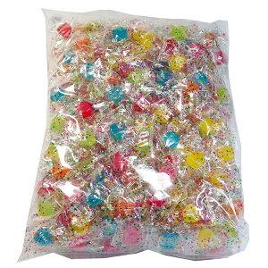 ハートの形の小粒キャンディ ピロハート 大加【業務用/飴/くばり菓子/イベント景品/粗品/】1kg 約300粒入り