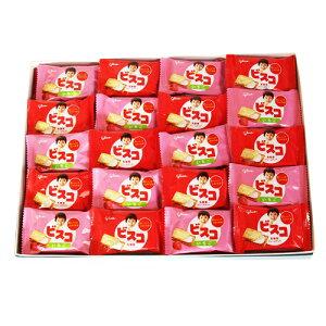 (全国送料無料) ビスコを贈ろう!かわいい小さめサイズのビスコプチギフトセット (2枚入り・40個) さんきゅーマーチ プチギフト メール便 (4901005531970sx40mg)