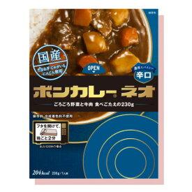 大塚食品 ボンカレーネオ 濃厚スパイシーオリジナル 辛口 230g 5コ入り (4901150125321)