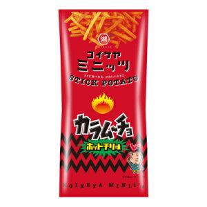 コイケヤ スティックカラムーチョ ホットチリ味 40g 6コ入り (4901335140439)