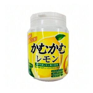 三菱食品 かむかむレモン ボトル 120g 36コ入り (4901625421798c)