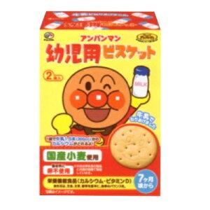 不二家 アンパンマン 幼児用ビスケット 84g 5コ入り 2016/08/02発売 (4902555132457)