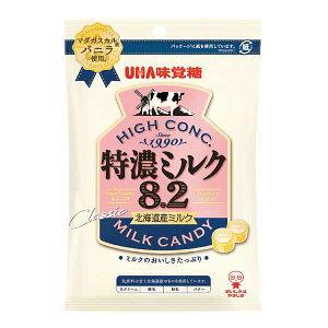 UHA味覚糖 特濃ミルク8.2 88g 6コ入り 2020/03/16発売 (4902750910454)