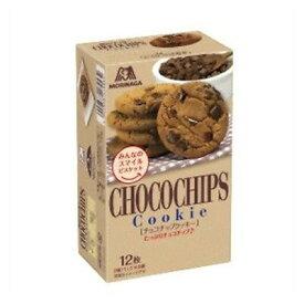 森永製菓 チョコチップクッキー 12枚 40コ入り 2015/09/08発売 (4902888218842c)