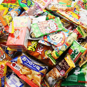 さんきゅーマーチ 小袋スナック&駄菓子セットC(全94コ入) (omtma0828)