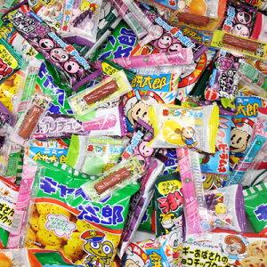 さんきゅーマーチ 人気の駄菓子10種詰め合わせ(84個)セット (omtma5476)