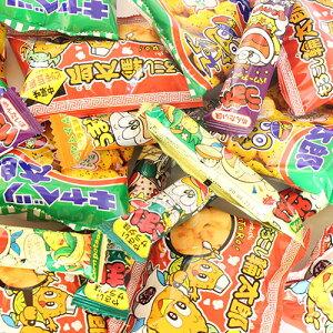 (地域限定送料無料) やおきん・菓道の定番駄菓子 キャベツ太郎・うまい棒が入ったスナック菓子(全150コ) セット さんきゅーマーチ (omtma6053k)