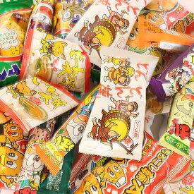 (地域限定送料無料) やおきん・菓道の定番駄菓子 キャベツ太郎・うまい棒が入ったスナック菓子(全195コ) セット さんきゅーマーチ (omtma6054k)