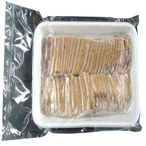 (地域限定送料無料) (単品) 業務用 四国日清食品 チャーシュースライス 500g(冷凍) (274065000sk)